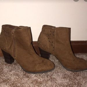 Payless Booties